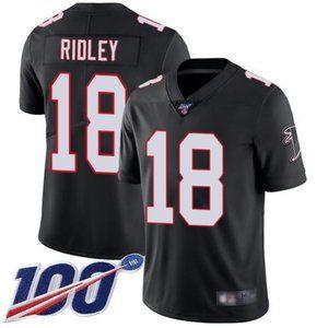Falcons Calvin Ridley 100th Season Jersey 2